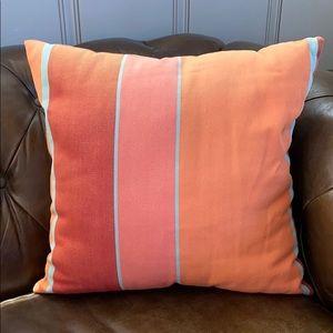 Pottery Barn Outdoor Pillow